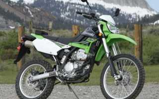Мотоцикл KLX 250SR: технические характеристики, фото, видео