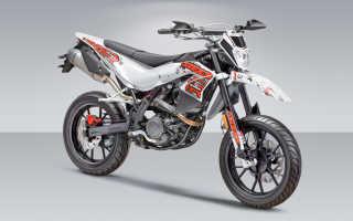 Мотоцикл Trigger 125: технические характеристики, фото, видео