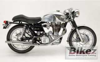 Мотоцикл GT500 Continental (2007): технические характеристики, фото, видео