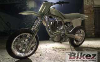 Мотоцикл B500MT (2010): технические характеристики, фото, видео