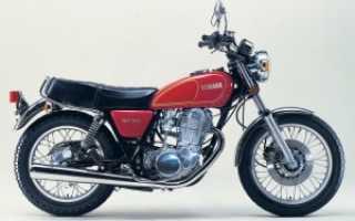 Мотоцикл 500 Formula (1978): технические характеристики, фото, видео