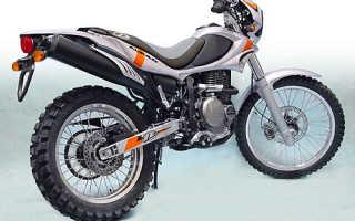 Мотоцикл Alp 4.0 (2003): технические характеристики, фото, видео