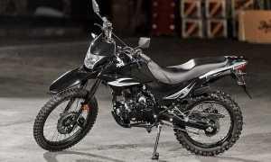 Мотоцикл Enduro 250: технические характеристики, фото, видео