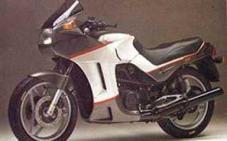 Мотоцикл Alazzurra 650GT (1985): технические характеристики, фото, видео
