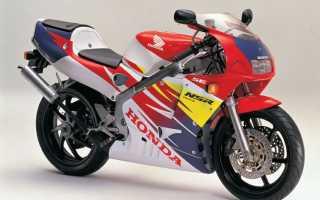 Мотоцикл NSR250R-SP (MC28) (1996): технические характеристики, фото, видео
