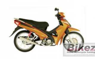 Мотоцикл Kristar (2011): технические характеристики, фото, видео