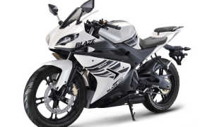 Мотоцикл Blaze 250: технические характеристики, фото, видео