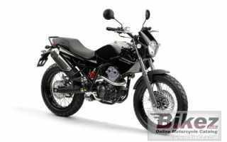 Мотоцикл Mulhacen 125 (2012): технические характеристики, фото, видео