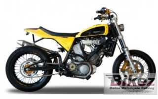 Мотоцикл 750 Street Tracker (2011): технические характеристики, фото, видео