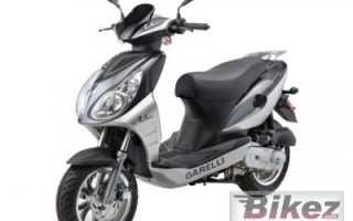 Мотоцикл Tiesse 50 4T (2009): технические характеристики, фото, видео