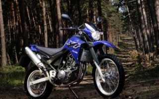 Мотоцикл TT600S 4GV (1993): технические характеристики, фото, видео
