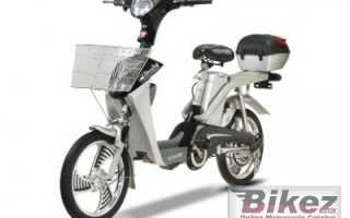 Мотоцикл Eco 08 Electric (2009): технические характеристики, фото, видео