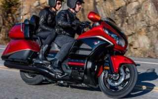 Мотоцикл GL 1800: технические характеристики, фото, видео
