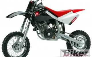 Мотоцикл Dirt Kid 100 (2005): технические характеристики, фото, видео