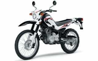 Мотоцикл XT 250 2010: технические характеристики, фото, видео