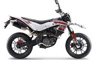 Мотоцикл Tigra 125 EFI (2012): технические характеристики, фото, видео