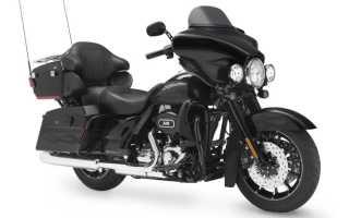 Мотоцикл FLHTCUSE5 CVO Ultra Classic Electric Glide (2010): технические характеристики, фото