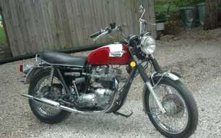 Мотоцикл Bonneville 750 T140E (1978): технические характеристики, фото, видео