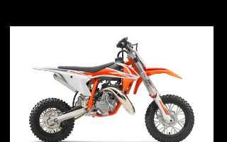 Мотоцикл 50SX (2011): технические характеристики, фото, видео