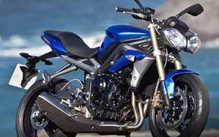 Мотоцикл Street Triple 675 (2012): технические характеристики, фото, видео