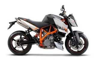 Мотоцикл 990 Super Duke (2011): технические характеристики, фото, видео