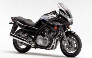 Мотоцикл XJ 900 S Diversion 2003: технические характеристики, фото, видео