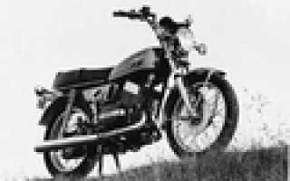 Мотоцикл RD 350 (1973): технические характеристики, фото, видео