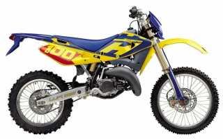 Мотоцикл WR125 (2000): технические характеристики, фото, видео