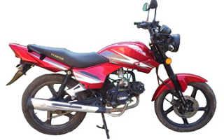 Мотоцикл Phantom Max 125: технические характеристики, фото, видео
