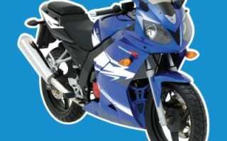Мотоцикл Roadsport 125 (2011): технические характеристики, фото, видео