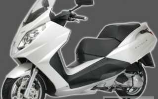 Мотоцикл Satelis 125 Premium (2009): технические характеристики, фото, видео