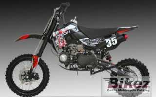 Мотоцикл AGB-35A (2008): технические характеристики, фото, видео