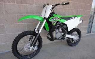 Мотоцикл KX85 II: технические характеристики, фото, видео