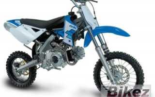 Мотоцикл XP 4T Cross (2010): технические характеристики, фото, видео