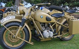 Мотоцикл R75/6 (1973): технические характеристики, фото, видео