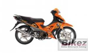 Мотоцикл GT 128 (2011): технические характеристики, фото, видео