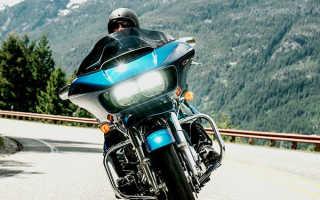 Мотоцикл FLTR Road Glide (1996): технические характеристики, фото, видео