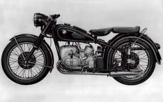 Мотоцикл R68 (1952): технические характеристики, фото, видео