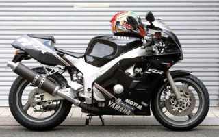 Мотоцикл FZR400RR-SP EXUP 3TJ2 (1990): технические характеристики, фото, видео