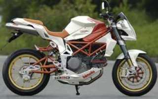 Мотоцикл DB6C 1080 Limited Edition (2008): технические характеристики, фото, видео