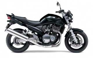 Мотоцикл GSF1200N Bandit (2006): технические характеристики, фото, видео