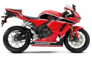 Мотоцикл CBR600F4i (2001): технические характеристики, фото, видео