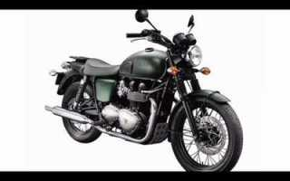 Мотоцикл Bonneville T100 Chevron-Paisley: технические характеристики, фото, видео
