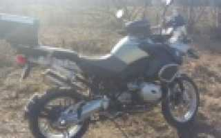 Мотоцикл R1200GS Adventure (2006): технические характеристики, фото, видео