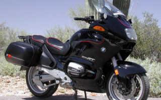 Мотоцикл R1100RT 75th Anniversary (1998): технические характеристики, фото, видео