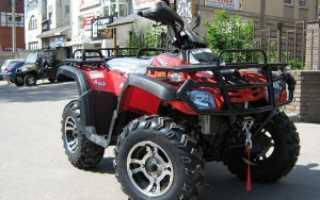 Мотоцикл ATV 300 (2010): технические характеристики, фото, видео