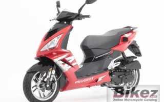 Мотоцикл Speedfight 3 RS (2010): технические характеристики, фото, видео