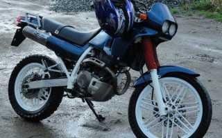 Мотоцикл AX-1 (1988): технические характеристики, фото, видео