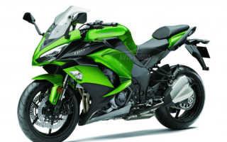 Мотоцикл Z1000SX: технические характеристики, фото, видео