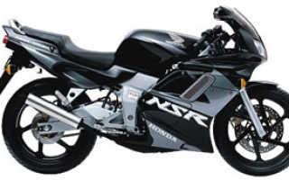 Мотоцикл NSR125F (JC-20) (1988): технические характеристики, фото, видео